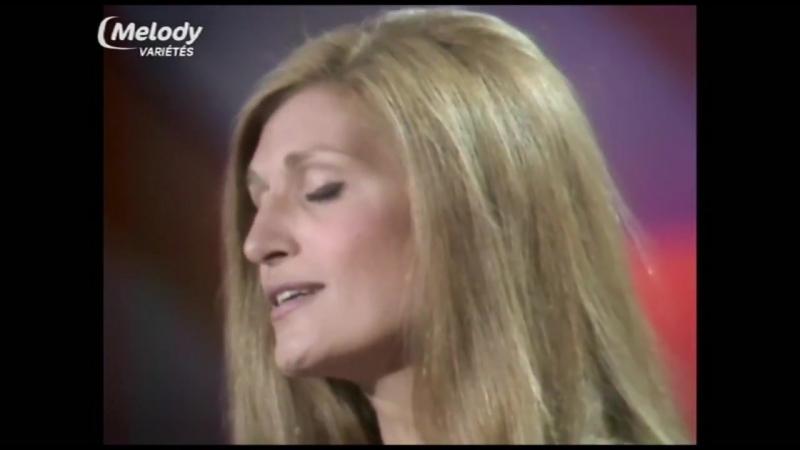 Dalida - Pour Qui Pourquoi 08.03.1971