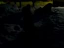 полет на ледянке с леснтницы