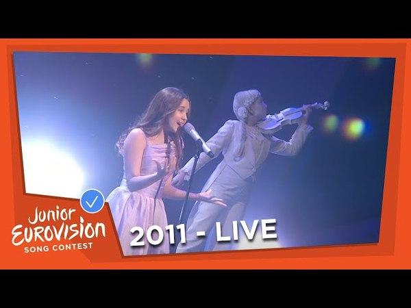 Lidiya Zablotskaya - Angely Dobra - Belarus - 2011 Junior Eurovision Song Contest
