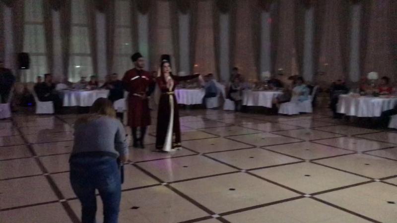 Кумыкский парный танец