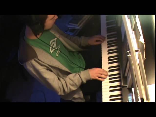 Marina and The Diamonds - Happy (Piano cover)