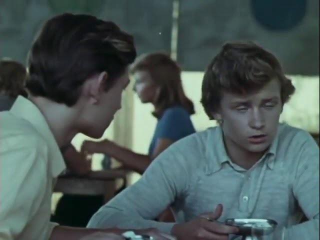 Каникулы Кроша. 3 серия (1980). Детский фильм   Золотая коллекция