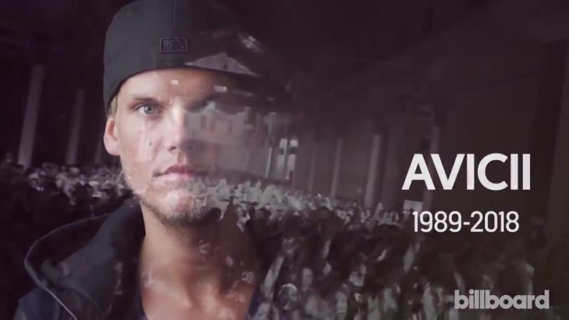 Avicii (Tim Berling) RIP 1989-2018