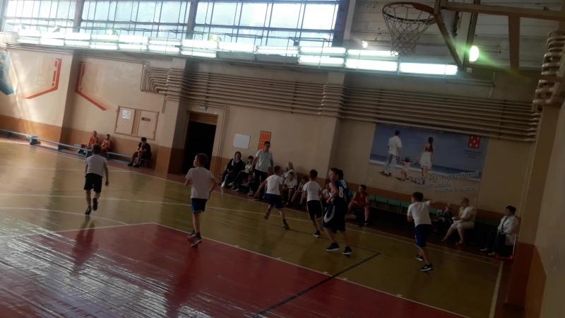 игра команды мальчиков Воротынск -Товарково-2