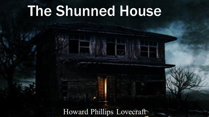 Learn English Through Story - The Shunned House by Howard Phillips Lovecraft