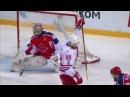 Ниеми забивает на 142-й минуте игры! / Mika Niemi scores at 142.09, sets KHL all time record