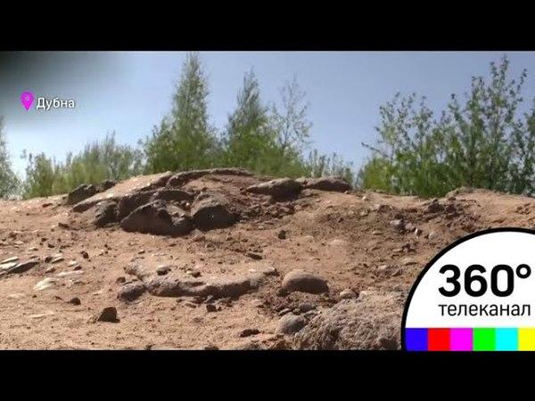 Жители Дубны жалуются на качество дороги до дубненского кладбища в Kимpcком районе