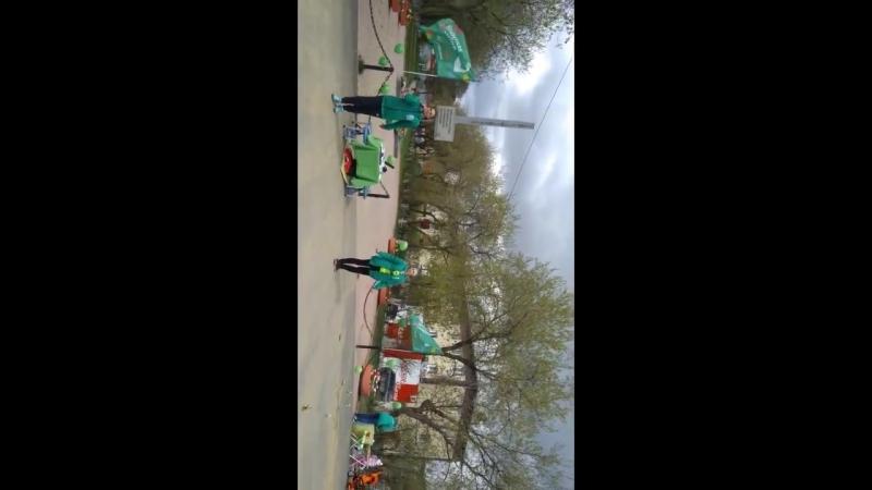зелёный фитнес.Верхнее Дуброво