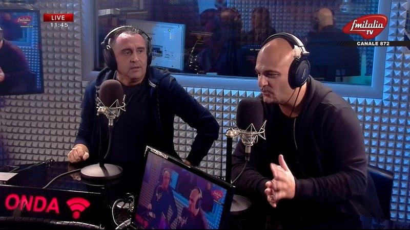 Siracusa. Jeffrey Jay lancia il suo singolo Sabbia su FM ITALIA con Leo Bonarrivo