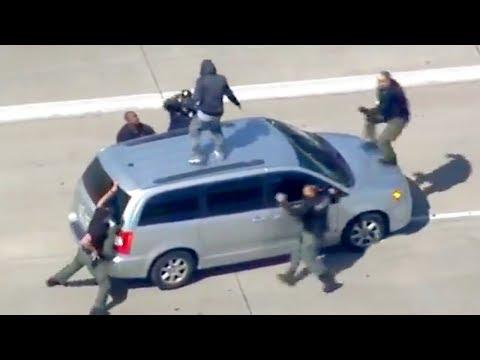 Viral Police Car Chase Cops Compilation 2018 | Takedowns Pit Maneuver | Justice Served