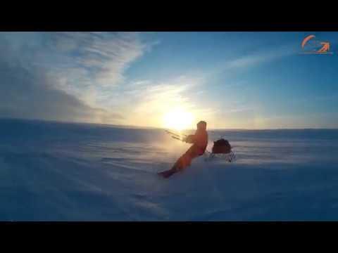 Transarctic Kite Expedition