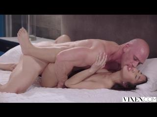 Jade Kush & Johnny Sins [HD 1080, All Sex, Teen, Big Tits, Brunette, Asian, Hairy, Cumshot]