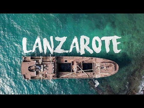 LANZAROTE BY DRONE