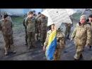 Як вертеп жителів села на Донеччині зустрівся із вертепом українських військових <РадіоСвобода>