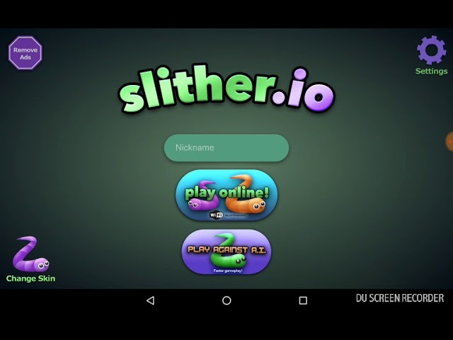 Slither.io 2...слизерио...МЕГА большой червяк...червь Канада...5 место в рейтинге...