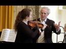 Interpretation Class Mozart Concerto No 4 Mvts 1 2