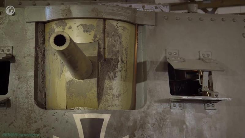 Самые странные боевые машины мира Штурмовая бронированная машина A7V (Познавательный, оружие)