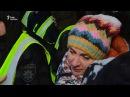 Протестувальники вимагали звільнення Саакашвілі та відставки Луценка