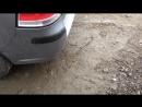 очищаем водородом двигатель Opel Zafira