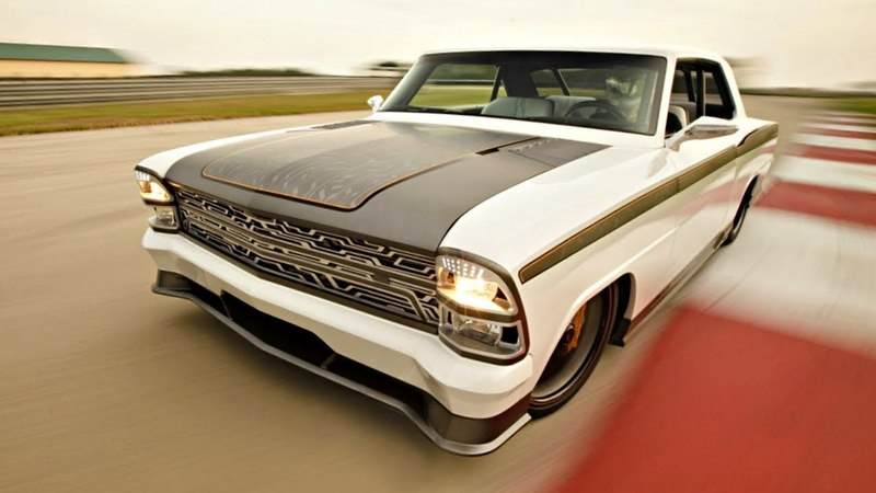 1967 Chevrolet Nova Restomod Project - Insane Build of the Innovator Nova