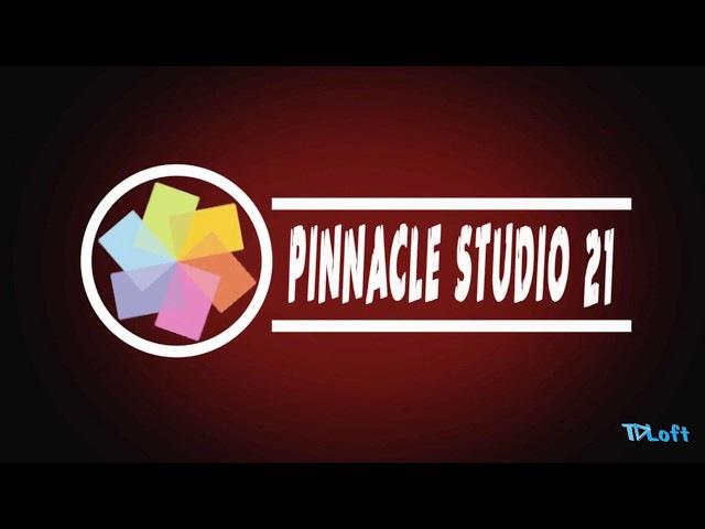 29. Pinnacle Studio 21. Редактор 3D Title ( Vol 1 )