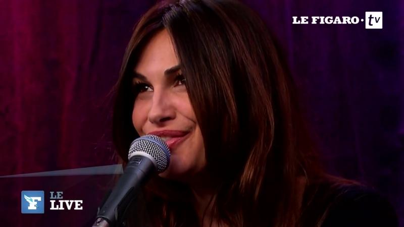 Helena Noguerra Tom Live At Lémission Musicale du Figaro N'hésitez Pas 31 10 2013