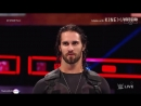 The Shield 1st Entrance After Reuniting - RAW_ Oct 16. 2017 (HD)