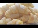 Творожные рогалики🥐простейший рецепт🥐 Cottage cheese rolls