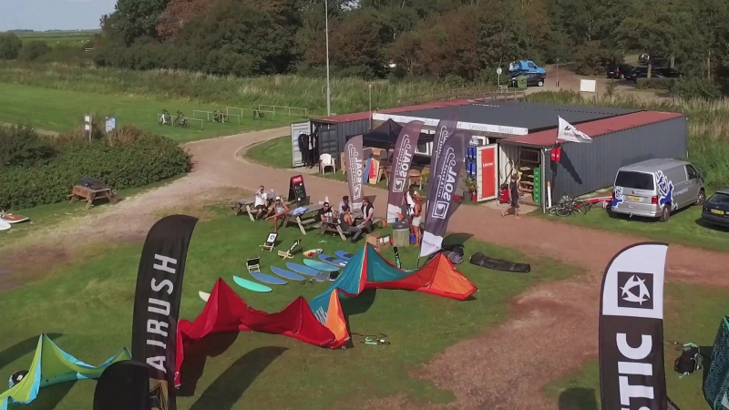 Airush Kite Camp - Holland