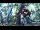 Ranta and Haruhiro VS Goblin