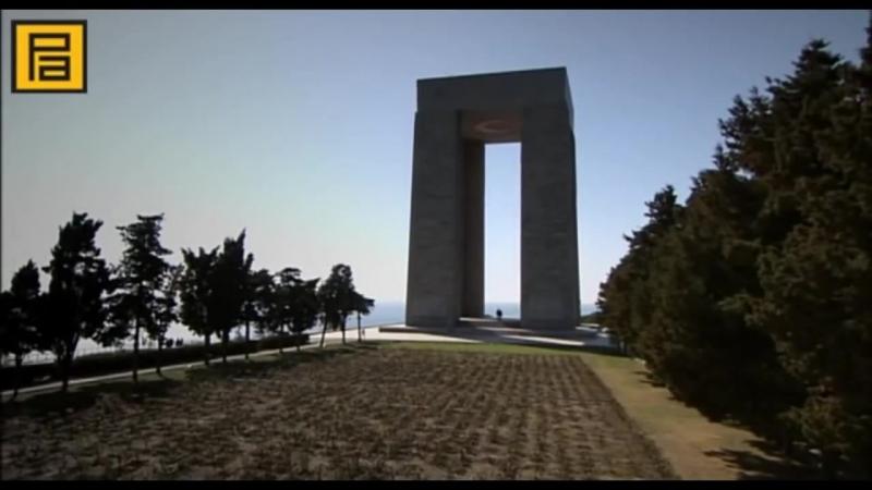 Долина Волков Западня Turkish Military Cemetery in Gallipoli Peninsula,Canakkale , Turkey