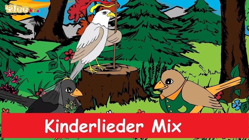 Der Frühling ist da - Kinderlieder Mix - Sing mit Yleekids
