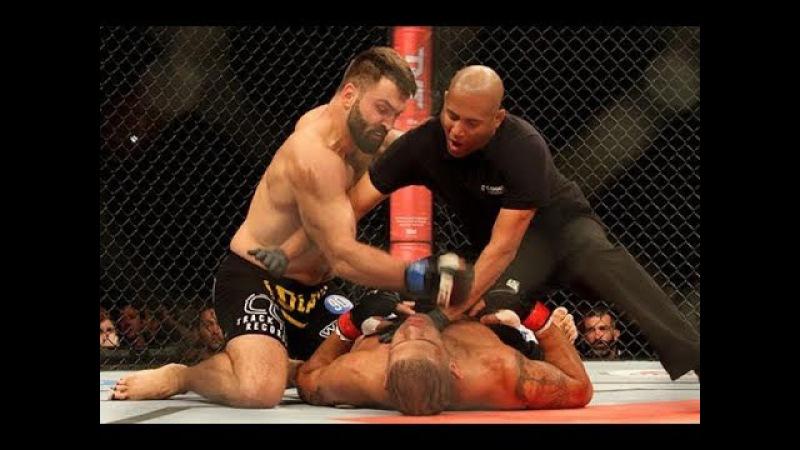 Knockouts that Affected Carrer in UFC (Нокауты,которые повлияли на карьеру в ЮФС)