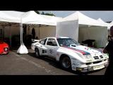 Chevrolet Monza IMSA-spec docking