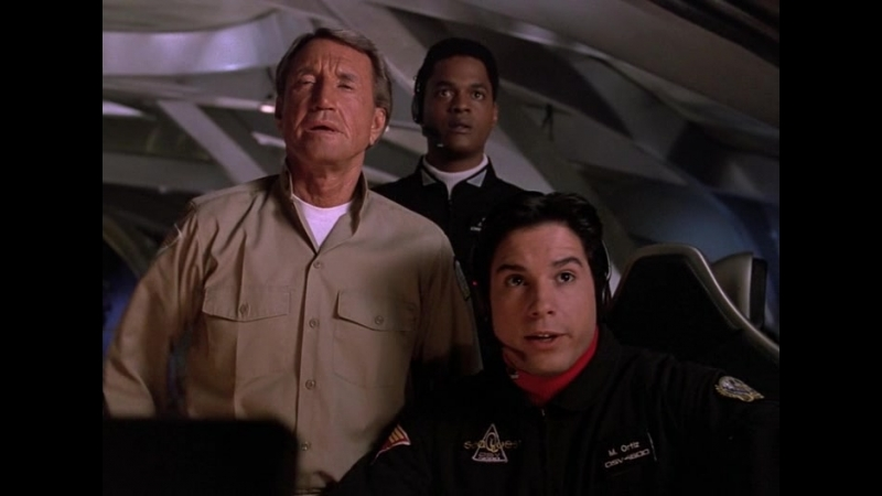 Подводная одиссея (Сиквест 2032) / SeaQuest / 1x21 - Such great patience (Такое великое терпение)