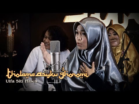 Sholawat Akustik I Tholama Asyku Ghoromi By Ulfa Siti Hawa