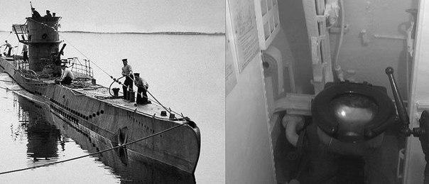 героический поход в туалет или история субмарины «потопленной унитазом» осенью 1944 года карл адольф шлитт получил приказ принять под свое командование подводную лодку u-1206, сформировать