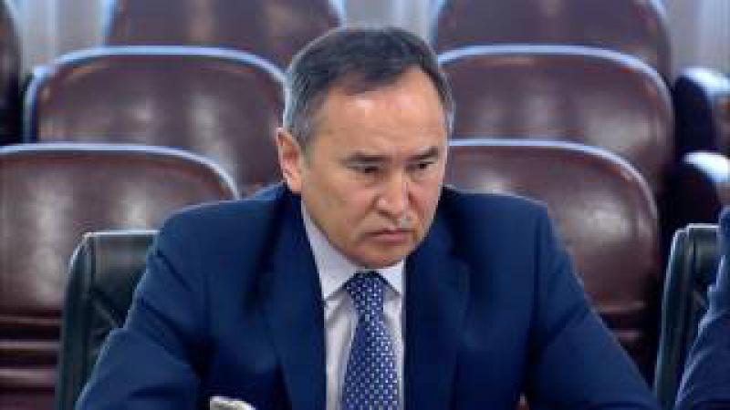 Заседание Правительства РК. 21.06.2016