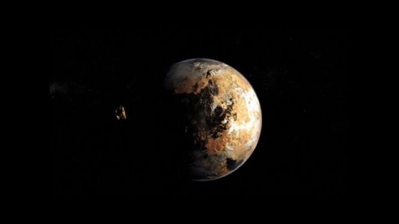 Голографические признаки Луны над Плоской Землей тестируем телеобъективом Сигма