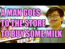 A Man Goes to the Store to Buy Some Milk - Live Action (Original by Mattias Pilhede)