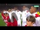 La emocionante entonación del Himno Nacional en el Perú vs Nueva Zelanda