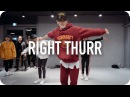 Right Thurr Chingy Austin Pak Choreography
