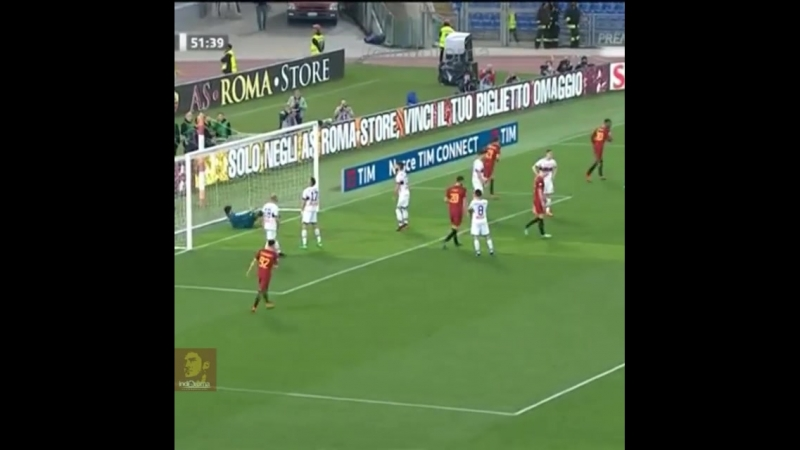 Реакция Карло Дзампа на гол Зукановича 18.04.2018