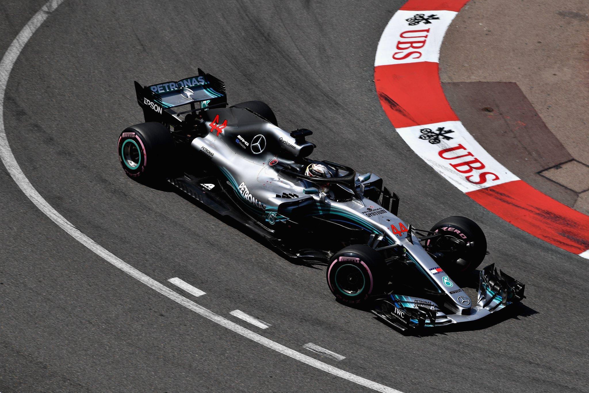 Команда Mercedes возглавляет кубок конструкторов Формулы-1 после гран-при Монако 2018 года