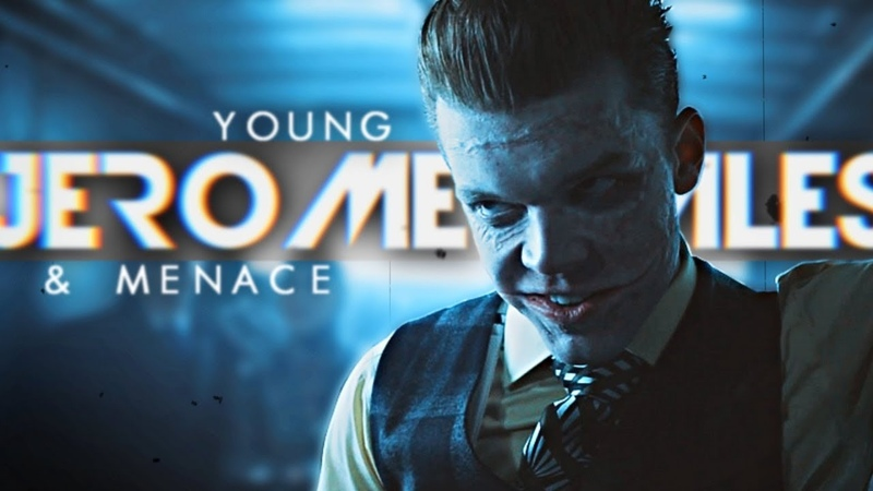 Jerome Valeska Young and Menace Gotham
