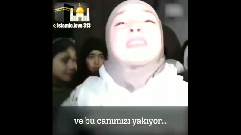 Bismillah Allah zalime lenet etsin_disappointed_ ( 640 X 640 ).mp4