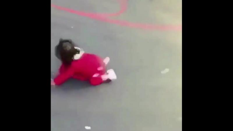 Truly break ankles