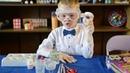 Химические опыты для детей Лаборатория приколов Поддельная рыбная икра