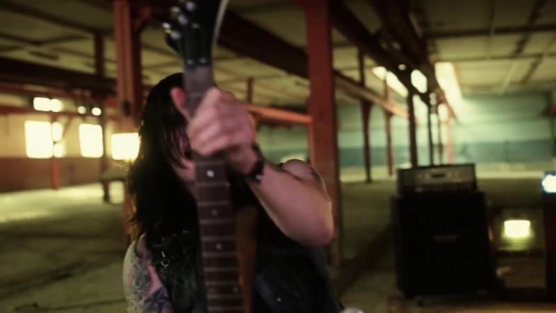 Crazy Lixx - Hell Raising Women (Official Music Video _⁄ New Studio Album _⁄ 2014)