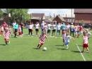 Олимп-2017 на турнире по футболу среди мальчиков 2012 года рождения компании Атлант